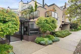 Photo 1: 27 1350 W 6TH Avenue in Vancouver: Fairview VW Townhouse for sale (Vancouver West)  : MLS®# R2502480