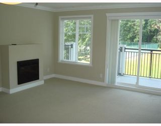 """Photo 5: 104 4025 NORFOLK Street in Burnaby: Central BN Townhouse for sale in """"NORFOLK TERRACE"""" (Burnaby North)  : MLS®# V765594"""