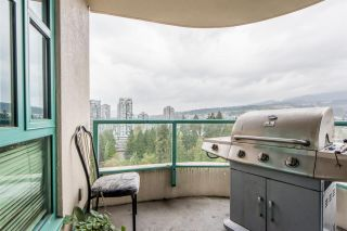 Photo 13: 1701 3071 GLEN Drive in Coquitlam: North Coquitlam Condo for sale : MLS®# R2106912