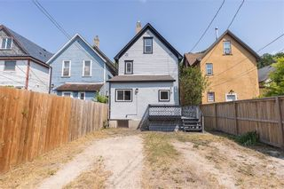 Photo 27: 692 Furby Street in Winnipeg: West End Residential for sale (5A)  : MLS®# 202117061