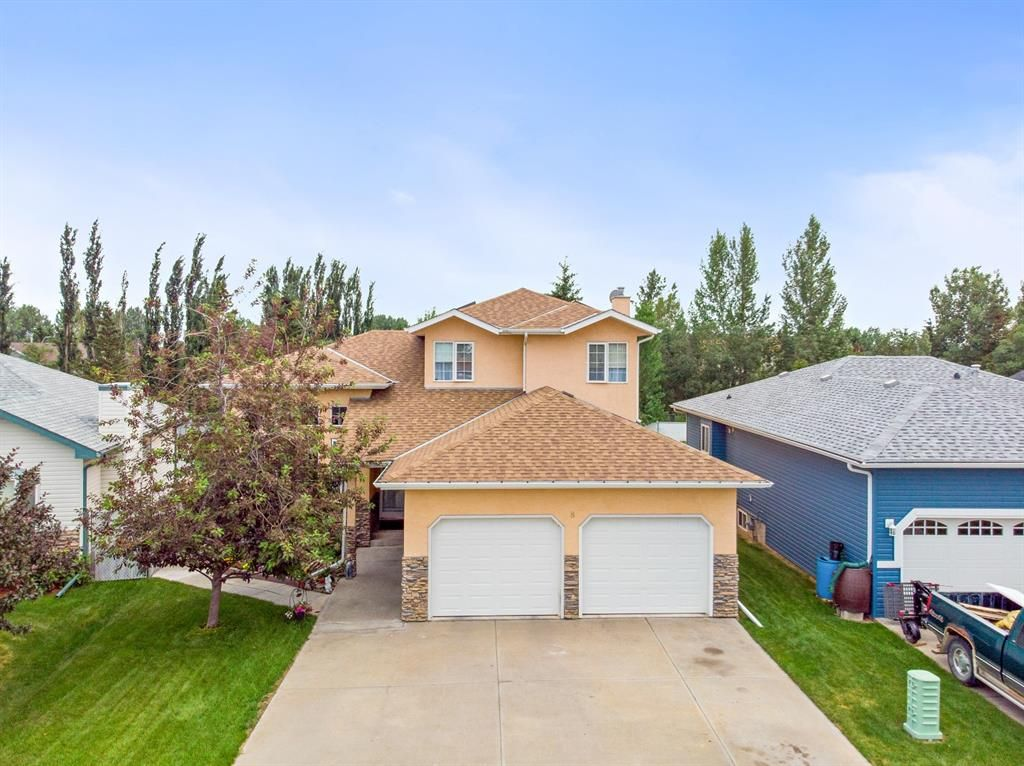 Main Photo: 8 Champion Road: Carstairs Detached for sale : MLS®# A1127662