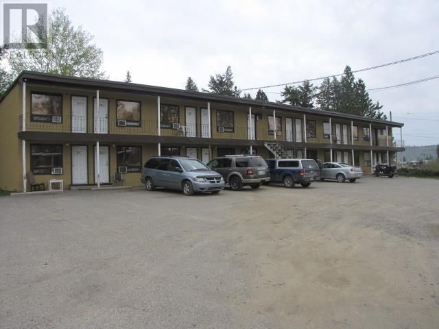 Main Photo: 832 FRONT STREET in Quesnel (Zone 28): Business for sale : MLS®# C8038047