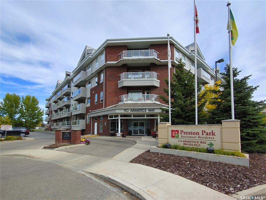 Main Photo: 303 110 Armistice Way in Saskatoon: Nutana S.C. Residential for sale : MLS®# SK871378