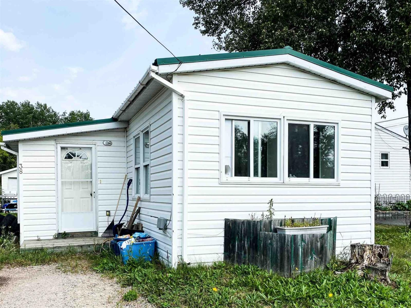 Main Photo: 38 Young Street in Red Lake: House for sale : MLS®# TB212480