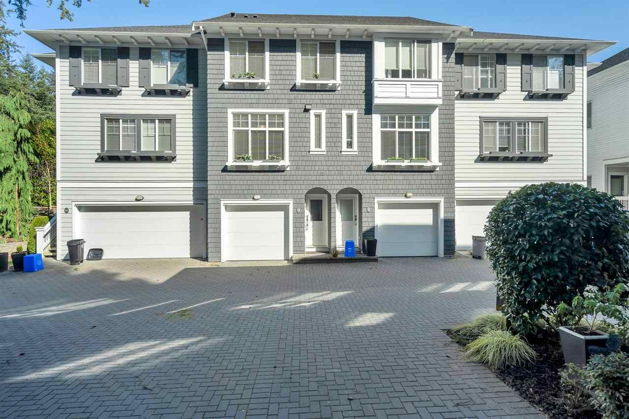 "Main Photo: 18 253 171 Street in Surrey: Pacific Douglas Townhouse for sale in ""ON THE COURSE"" (South Surrey White Rock)  : MLS®# R2559731"