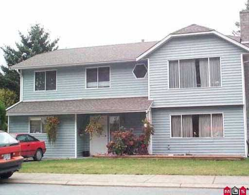 Main Photo: 34657 IMMEL ST in Abbotsford: Abbotsford East House for sale : MLS®# F2520743