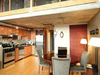 """Photo 5: # 1007 289 ALEXANDER ST in Vancouver: Hastings Condo for sale in """"EDGE"""" (Vancouver East)  : MLS®# V883216"""