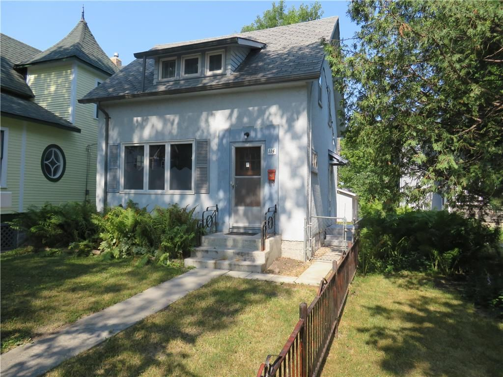Main Photo: 114 Scotia Street in Winnipeg: Scotia Heights Residential for sale (4D)  : MLS®# 202117748