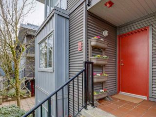 "Photo 39: 213 672 W 6TH Avenue in Vancouver: Fairview VW Townhouse for sale in ""BOHEMIA"" (Vancouver West)  : MLS®# R2546703"