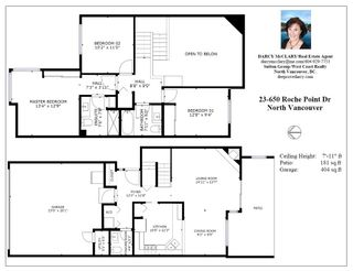 Photo 34: 23 650 ROCHE POINT Drive in North Vancouver: Roche Point Townhouse for sale : MLS®# R2503657