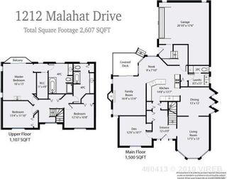 Photo 2: 1212 Malahat Dr in COURTENAY: CV Courtenay East House for sale (Comox Valley)  : MLS®# 830662