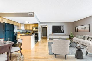 Photo 4: 1006 1540 29 Street NW in Calgary: St Andrews Heights Apartment for sale : MLS®# A1104191