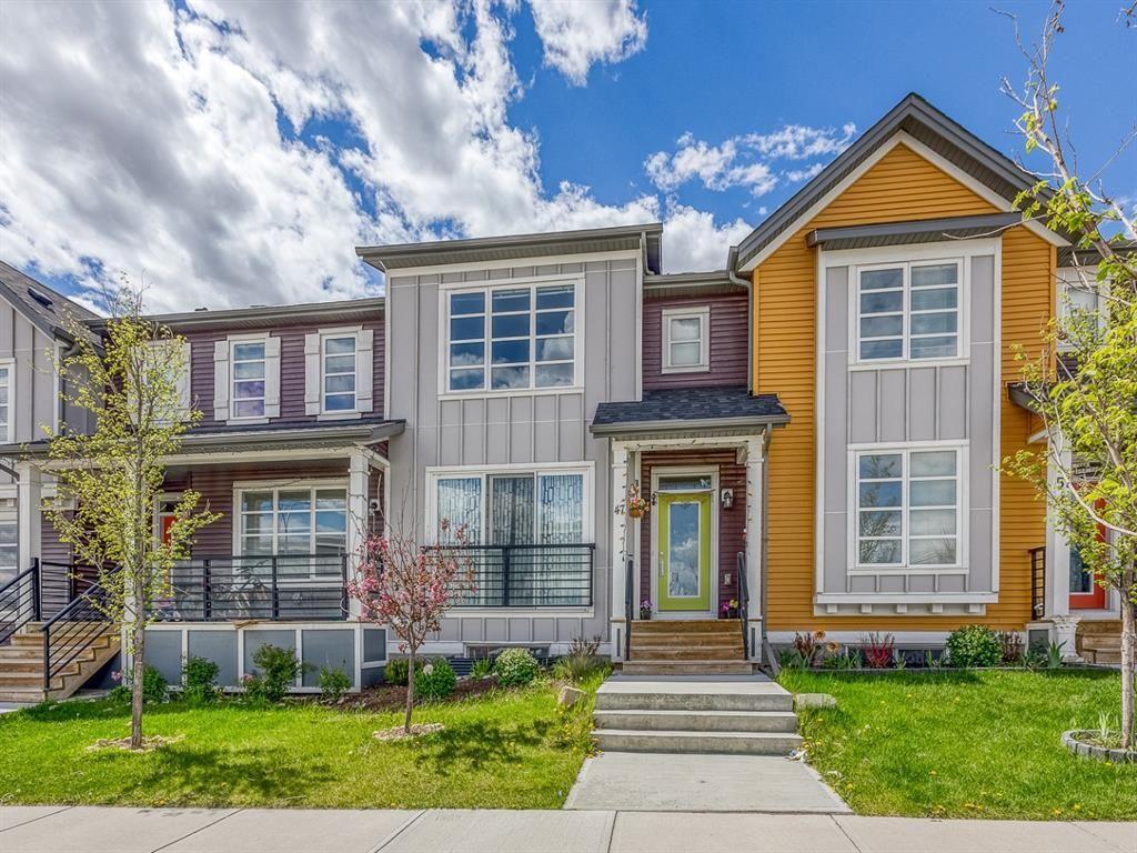 Main Photo: 47 Savanna Street NE in Calgary: Saddle Ridge Row/Townhouse for sale : MLS®# A1113640