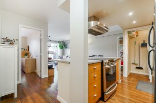"""Photo 2: 208 774 GREAT NORTHERN Way in Vancouver: Mount Pleasant VE Condo for sale in """"Pacific Terraces"""" (Vancouver East)  : MLS®# R2616976"""