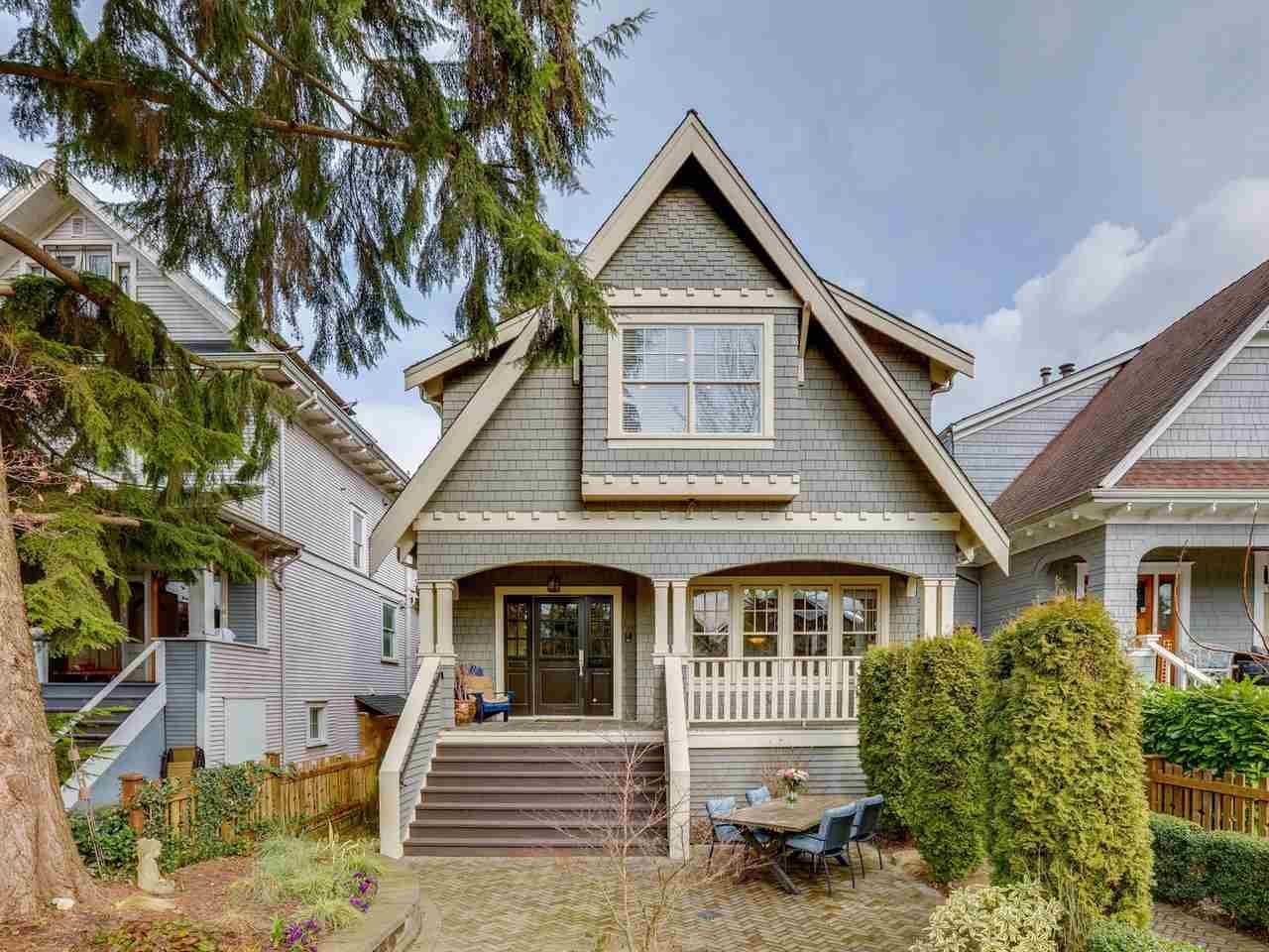 Main Photo: 3129 WEST 3RD AVENUE in Vancouver: Kitsilano 1/2 Duplex for sale (Vancouver West)  : MLS®# R2546354