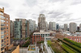 "Photo 17: 1202 1133 HOMER Street in Vancouver: Yaletown Condo for sale in ""H&H Homer & Helmcken"" (Vancouver West)  : MLS®# R2541783"