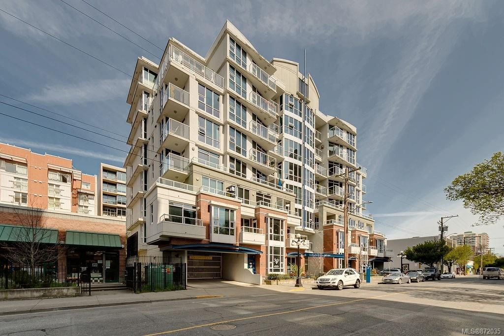 Main Photo: 510 860 View St in : Vi Downtown Condo for sale (Victoria)  : MLS®# 872035