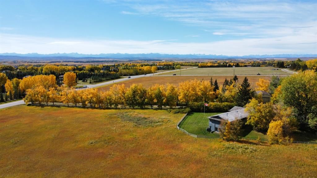 Main Photo: 30226 Springbank Road in Rural Rocky View County: Rural Rocky View MD Land for sale : MLS®# A1046397