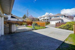 "Photo 34: 94 RICHMOND Street in New Westminster: Fraserview NW House for sale in ""Fraserview"" : MLS®# R2563757"
