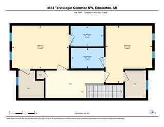 Photo 34: 4874 TERWILLEGAR Common in Edmonton: Zone 14 Townhouse for sale : MLS®# E4257615