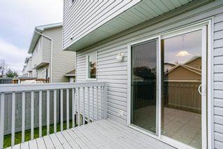 Photo 32: #84 2503 24 ST NW in Edmonton: Zone 30 House Half Duplex for sale