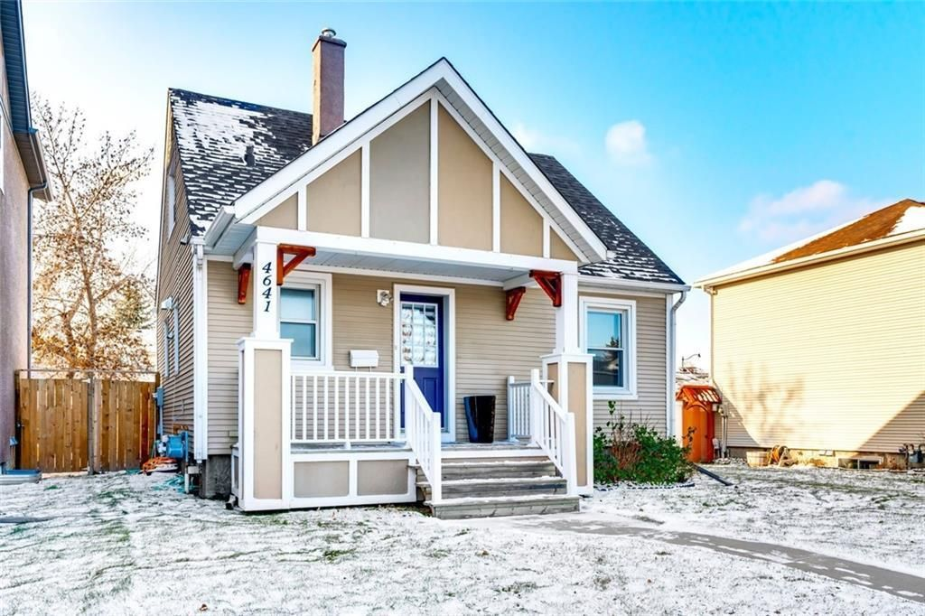 Main Photo: 4641 20 Street SW in Calgary: Altadore Detached for sale : MLS®# A1089417