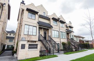"""Photo 18: 334 W 62ND Avenue in Vancouver: Marpole Townhouse for sale in """"Residence on Winona Park"""" (Vancouver West)  : MLS®# R2167442"""