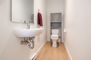 """Photo 22: 34 27735 ROUNDHOUSE Drive in Abbotsford: Aberdeen Townhouse for sale in """"Roundhouse"""" : MLS®# R2483572"""