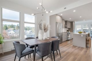 """Photo 1: 2315 ST. JOHNS Street in Port Moody: Port Moody Centre Townhouse for sale in """"Bayview Heights"""" : MLS®# R2545828"""