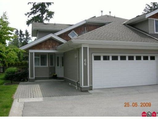 """Main Photo: 66 15133 29A Avenue in Surrey: King George Corridor Townhouse for sale in """"Stonewoods Phase 3"""" (South Surrey White Rock)  : MLS®# F1121008"""