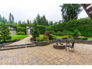 Photo 18: 2514 EAST Road: Anmore House for sale (Port Moody)  : MLS®# R2009355