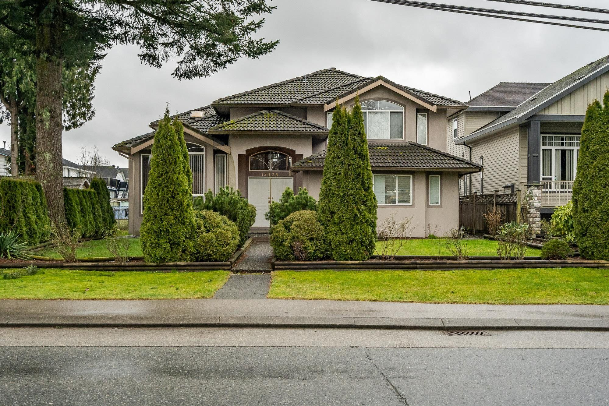 Main Photo: 13328 84 Avenue in Surrey: Queen Mary Park Surrey House for sale : MLS®# R2625531