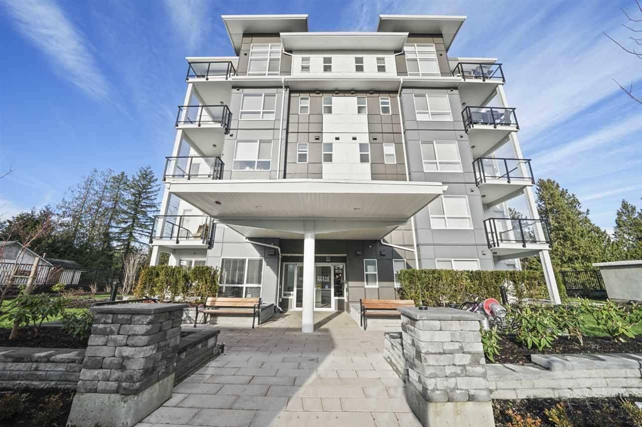 "Main Photo: 405 22315 122 Avenue in Maple Ridge: West Central Condo for sale in ""The Emerson"" : MLS®# R2586573"