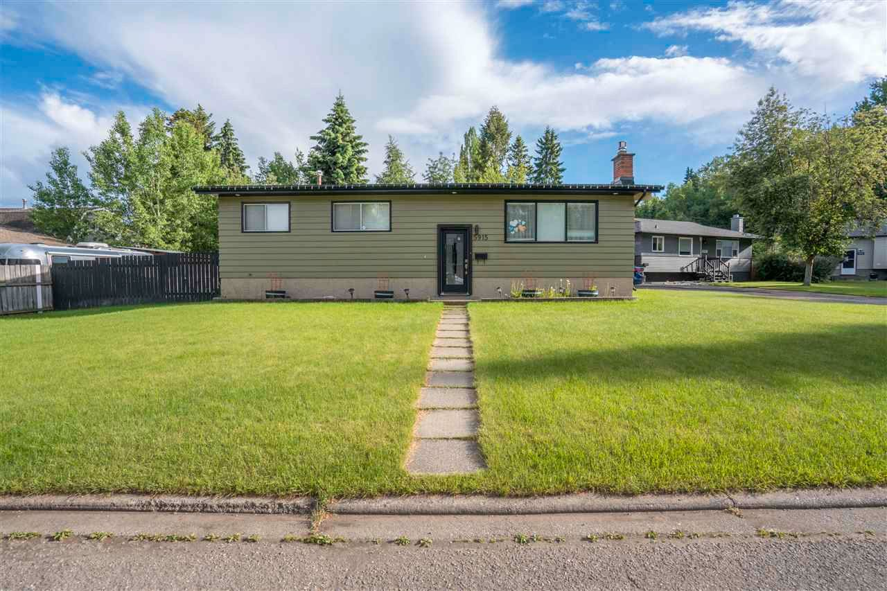 Main Photo: 5915 BROCK Drive in Prince George: Lower College House for sale (PG City South (Zone 74))  : MLS®# R2590836