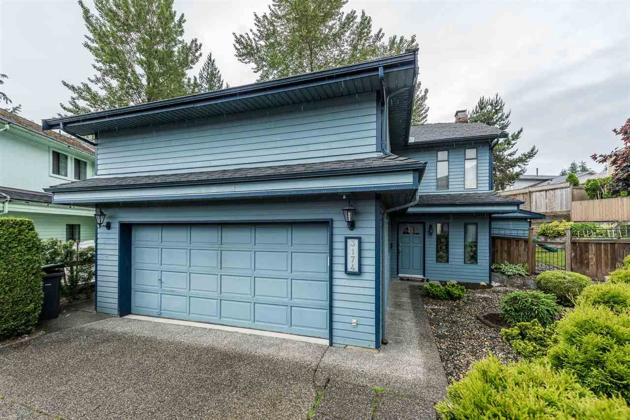 Main Photo: 3174 REID COURT in Coquitlam: New Horizons House for sale : MLS®# R2171852