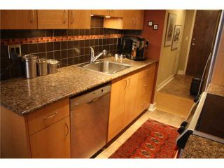 """Photo 4: 105 838 W 16TH Avenue in Vancouver: Cambie Condo for sale in """"WILLOW SPRINGS"""" (Vancouver West)  : MLS®# V823923"""