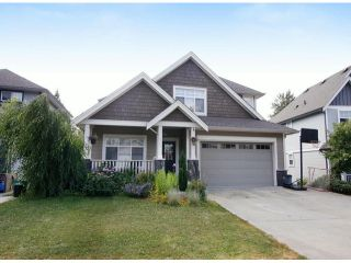 """Photo 1: 4342 BLAUSON Boulevard in Abbotsford: Abbotsford East House for sale in """"AUGUSTON"""" : MLS®# F1417968"""