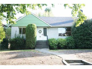 Photo 1: 2140 32ND AVENUE in Vancouver West: Home for sale : MLS®# V1142478