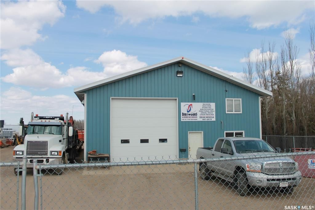 Main Photo: 1110 Tait Road in Meota: Commercial for sale : MLS®# SK851762