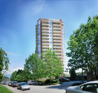 """Photo 1: 905 738 FARROW Street in Coquitlam: Coquitlam West Condo for sale in """"THE VICTORIA"""" : MLS®# V1129262"""
