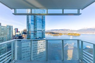 "Photo 27: 2907 1011 W CORDOVA Street in Vancouver: Coal Harbour Condo for sale in ""FAIRMONT PACIFIC RIM"" (Vancouver West)  : MLS®# R2524898"