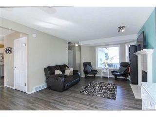 Photo 8: 8 SUN RIDGE Close NW: Airdrie House for sale : MLS®# C4048800
