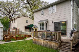 Photo 31: 530 Oakenwald Avenue in Winnipeg: Wildwood Residential for sale (1J)  : MLS®# 202112079