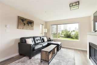 """Photo 2: 204 4728 DAWSON Street in Burnaby: Brentwood Park Condo for sale in """"MONTAGE"""" (Burnaby North)  : MLS®# R2470579"""