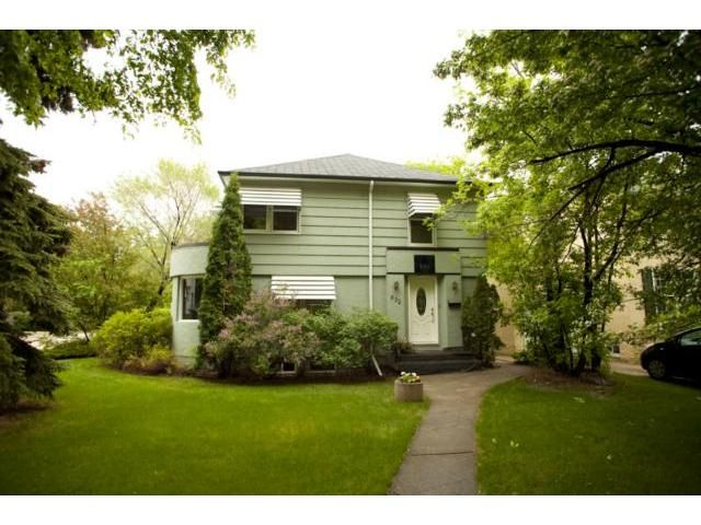 Main Photo: 632 Aulneau Rue in WINNIPEG: St Boniface Residential for sale (South East Winnipeg)  : MLS®# 1210779