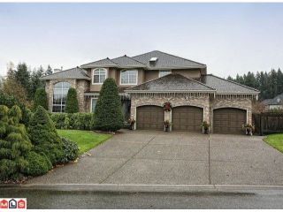 """Photo 1: 14492 29A Avenue in Surrey: Elgin Chantrell House for sale in """"ELGIN CHANTRELL"""" (South Surrey White Rock)  : MLS®# F1227891"""