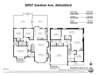 Photo 39: 30937 GARDNER Avenue in Abbotsford: Abbotsford West House for sale : MLS®# R2593655