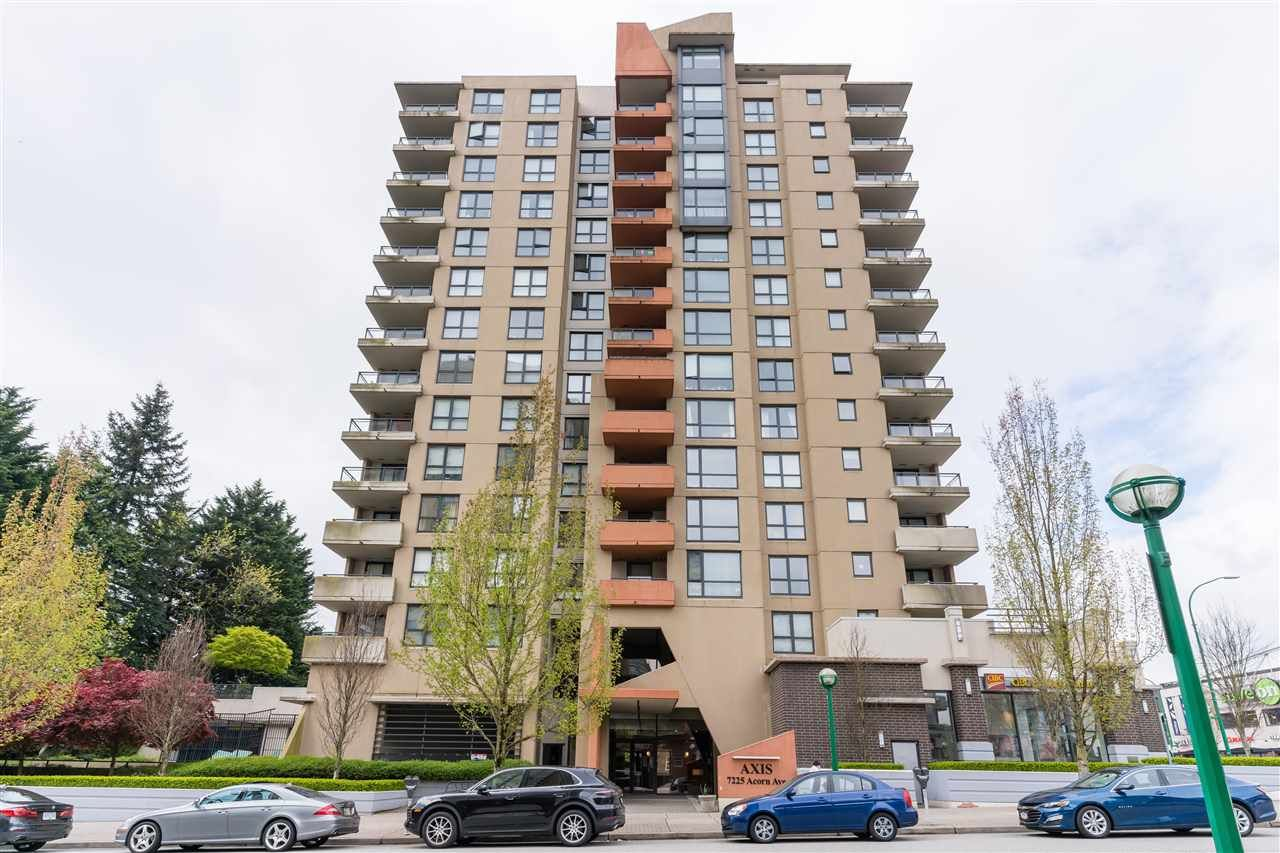 """Main Photo: 303 7225 ACORN Avenue in Burnaby: Highgate Condo for sale in """"Axis"""" (Burnaby South)  : MLS®# R2574944"""