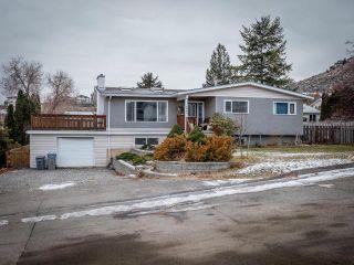 Photo 1: 833 ALPINE TERRACE in Kamloops: Westsyde House for sale : MLS®# 154613