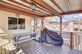Photo 39: 11923 80 STREET in Edmonton: Zone 05 House Half Duplex for sale : MLS®# E4240220